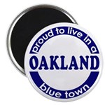 Oakland: Blue Town Magnet