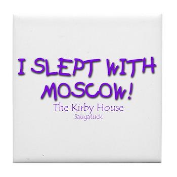 Moscow Tile Coaster
