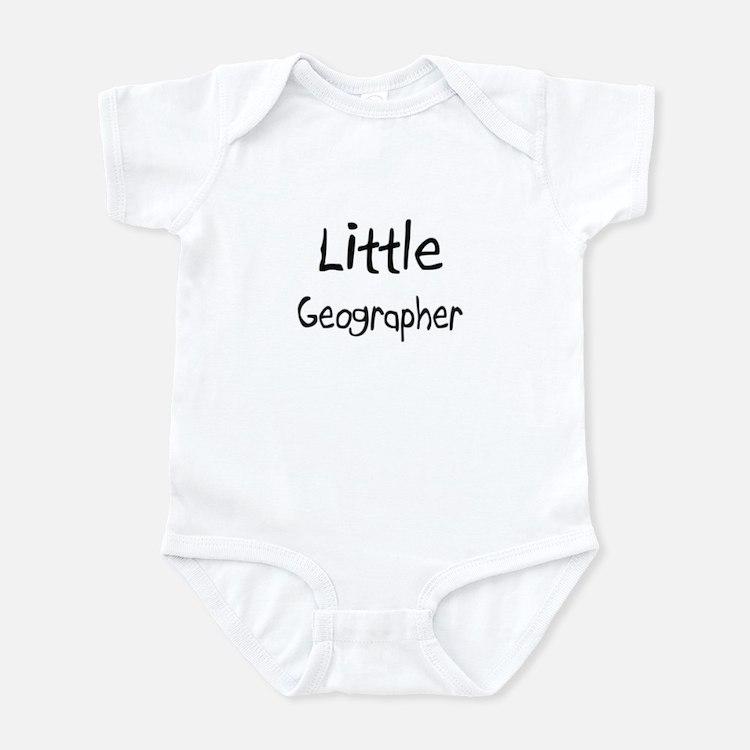 Little Geographer Infant Bodysuit