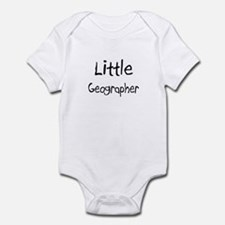 Little Geographer Onesie