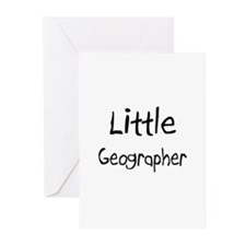 Little Geographer Greeting Cards (Pk of 10)