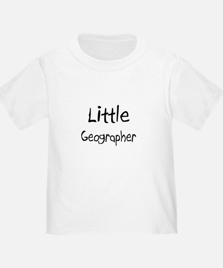 Little Geographer T