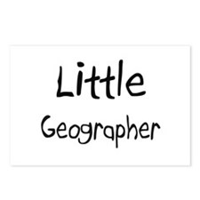 Little Geographer Postcards (Package of 8)