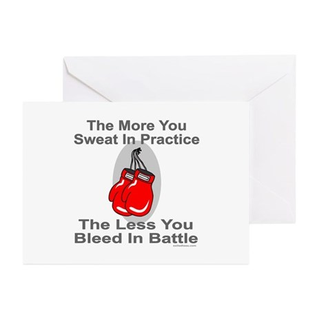 BOXING Greeting Cards (Pk of 20)
