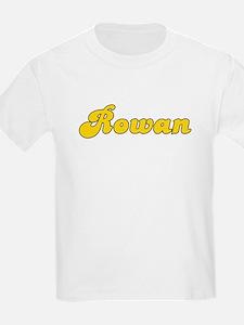 Retro Rowan (Gold) T-Shirt