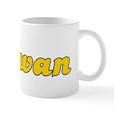 Retro Rowan (Gold) Mug