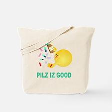 Pilz Is Good Tote Bag