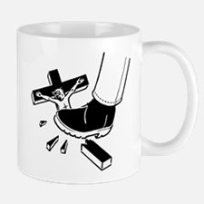 Crush Christianity Mug