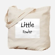 Little Fowler Tote Bag