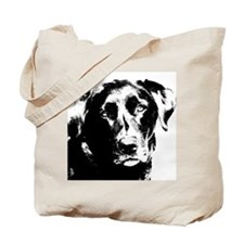 Cute Labrador Tote Bag