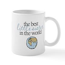 Best Little Sister Mug