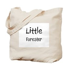 Little Forester Tote Bag