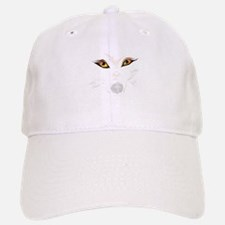 Wolf Eyes with faded face Cap
