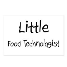 Little Food Technologist Postcards (Package of 8)