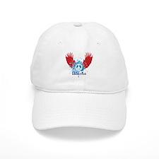 Alaska Peace Baseball Cap