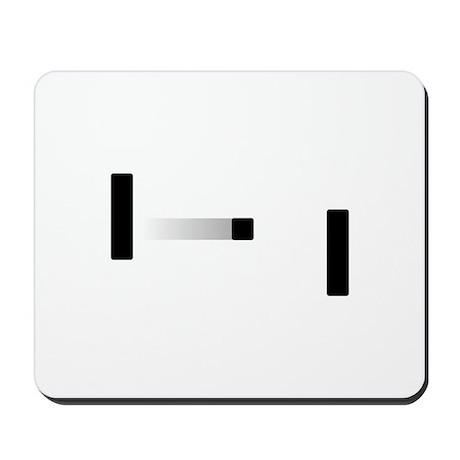 Pong Mousepad