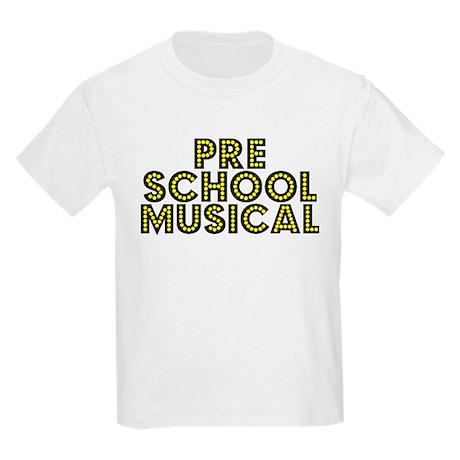 Preschool Musical Kids Light T-Shirt