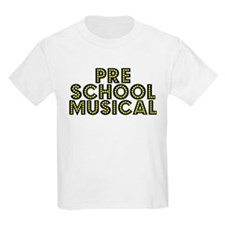 Preschool Musical T-Shirt