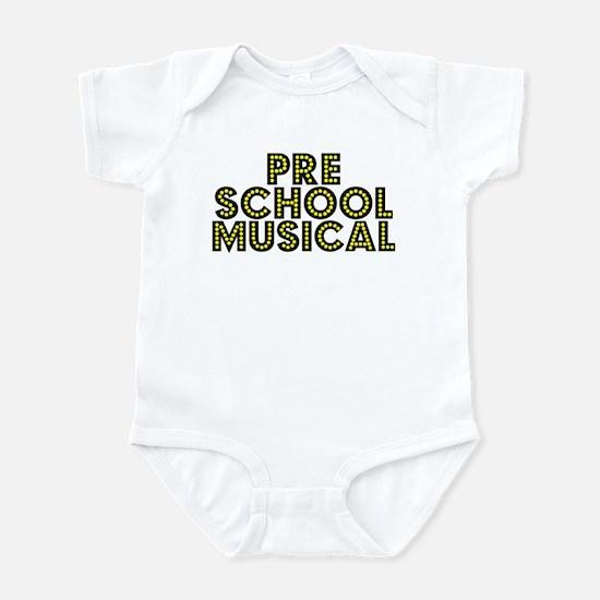 Preschool Musical Infant Bodysuit