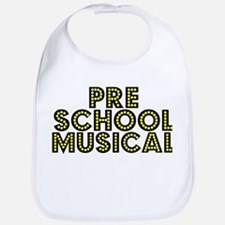 Preschool Musical Bib