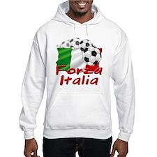 Italian Soccer Hoodie