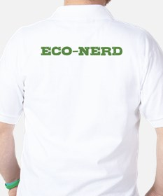 eco-nerd Golf Shirt