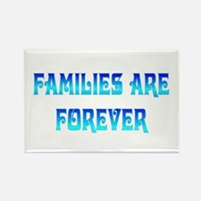 Families Rectangle Magnet