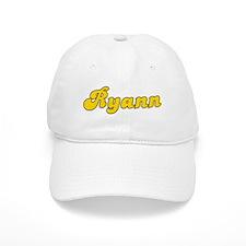 Retro Ryann (Gold) Baseball Cap