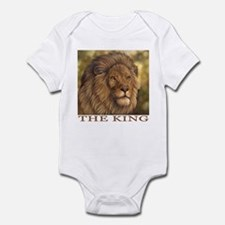 King of Beasts Infant Bodysuit