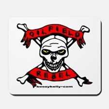 Oilfield Rebel Mousepad
