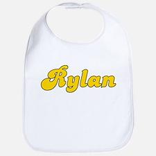 Retro Rylan (Gold) Bib