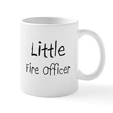 Little Fire Officer Mug