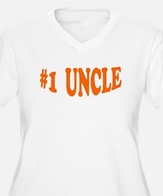 #1 Uncle T-Shirt