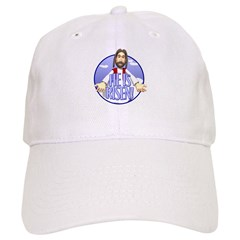 He Is Risen! Baseball Cap