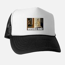 Invisible Bike Trucker Hat