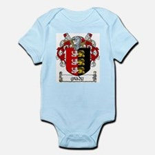 Grady Coat of Arms Infant Creeper