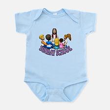 Sunday School Infant Bodysuit