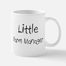 Little Farm Manager Mug