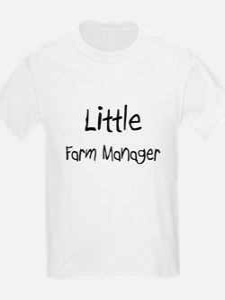 Little Farm Manager T-Shirt