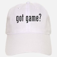 got game? Baseball Baseball Cap