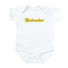 Retro Salvador (Gold) Infant Bodysuit