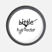 Little Eye Doctor Wall Clock