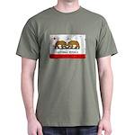 Gay Marriage in California Dark T-Shirt