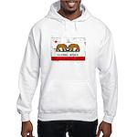 Gay Marriage in California Hooded Sweatshirt