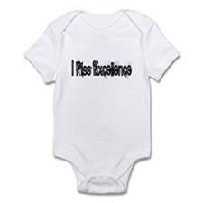 I Piss Excellence Infant Bodysuit