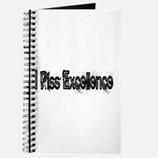 I Piss Excellence Journal
