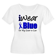 I Wear Blue For My S-I-L T-Shirt