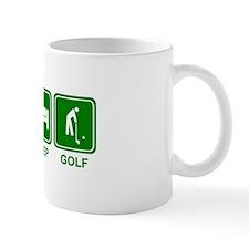 EAT SLEEP GOLF (grn) Mug