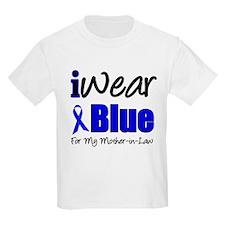 I Wear Blue For My M-I-L T-Shirt