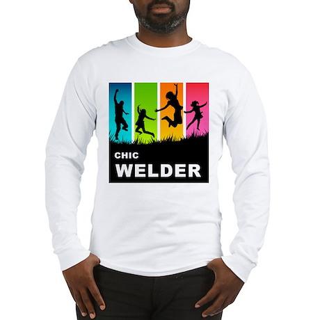 Chic Welder Long Sleeve T-Shirt